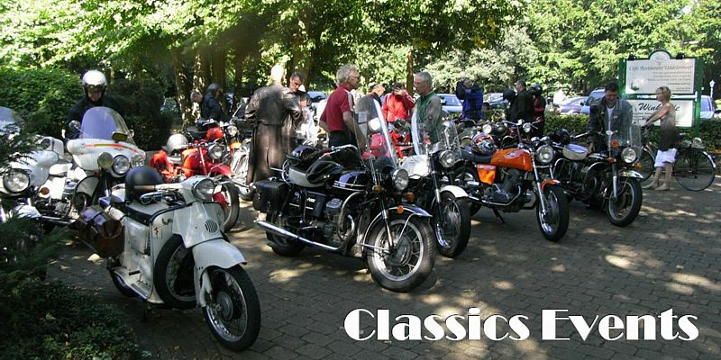 classic motorcycle events