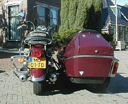 Moto Guzzi California II - Moturist P1