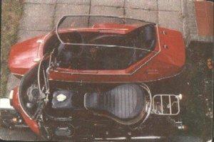 Guzzi 1000 - Moturist © 1981 - Jaap Luyten