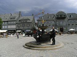 Cornie en Steven in Goslar