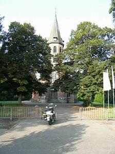 Kerkje van de Kolonie voor Landlopers, Merksplas.