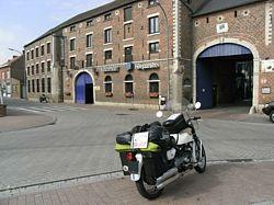 Hoegaarden, Brouwerij de Kluis.