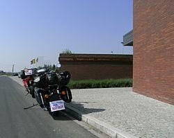 LM 10, de Dodengang bij Diksmuide