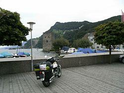 de Schnitzturm aan de voet van de Bürgenstock ... LM21?