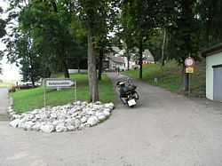 LM46, de ingang van de Barbarossahöhle