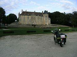het Château van Vendeuvre sur Barse
