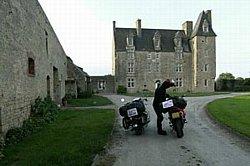kasteel bij St Pierre-du-Mont