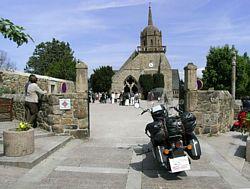 St Jacques le Majeur, Perros Guirec