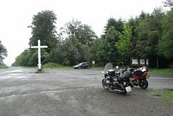la Croix Madame bij Fontenais les Louvets