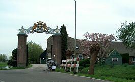 Sluipwijk, de boerderij Wiltenburg