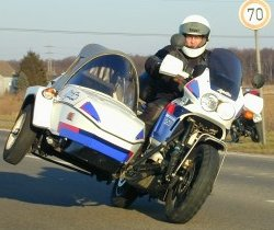 Honda Africa Twin - Moturist P1 in actie