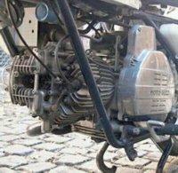 Moto Guzzi Nuovo Falcone engine l-h