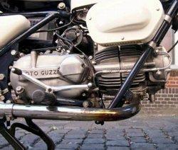 Moto Guzzi Nuovo Falcone engine r-h