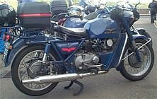Paul Friday's Moto Guzzi Nuovo Falcone