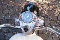 Moto Guzzi Nuovo Falcone speedo