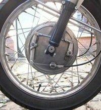 Moto Guzzi Nuovo Falcone front brake