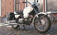 Moto Guzzi Nuovo Falcone