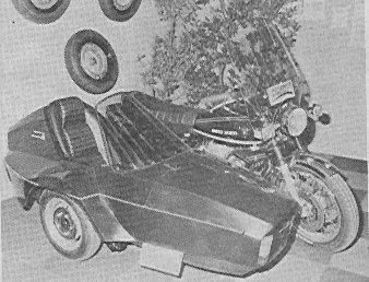 Moturist P1 Prototype