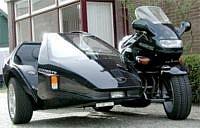 John Dreuning's Yamaha GTS 1000 - Mega Comete rig