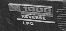 Moto Guzzi I-Convert - Moturist rig on LPG