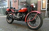my Moto Guzzi Superalce