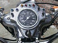 Moto Guzzi V7 850 Cal instruments