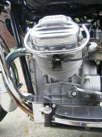 Moto Guzzi V7 850 Cal left hand cylinder