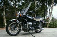 Moto Guzzi V7 850 California